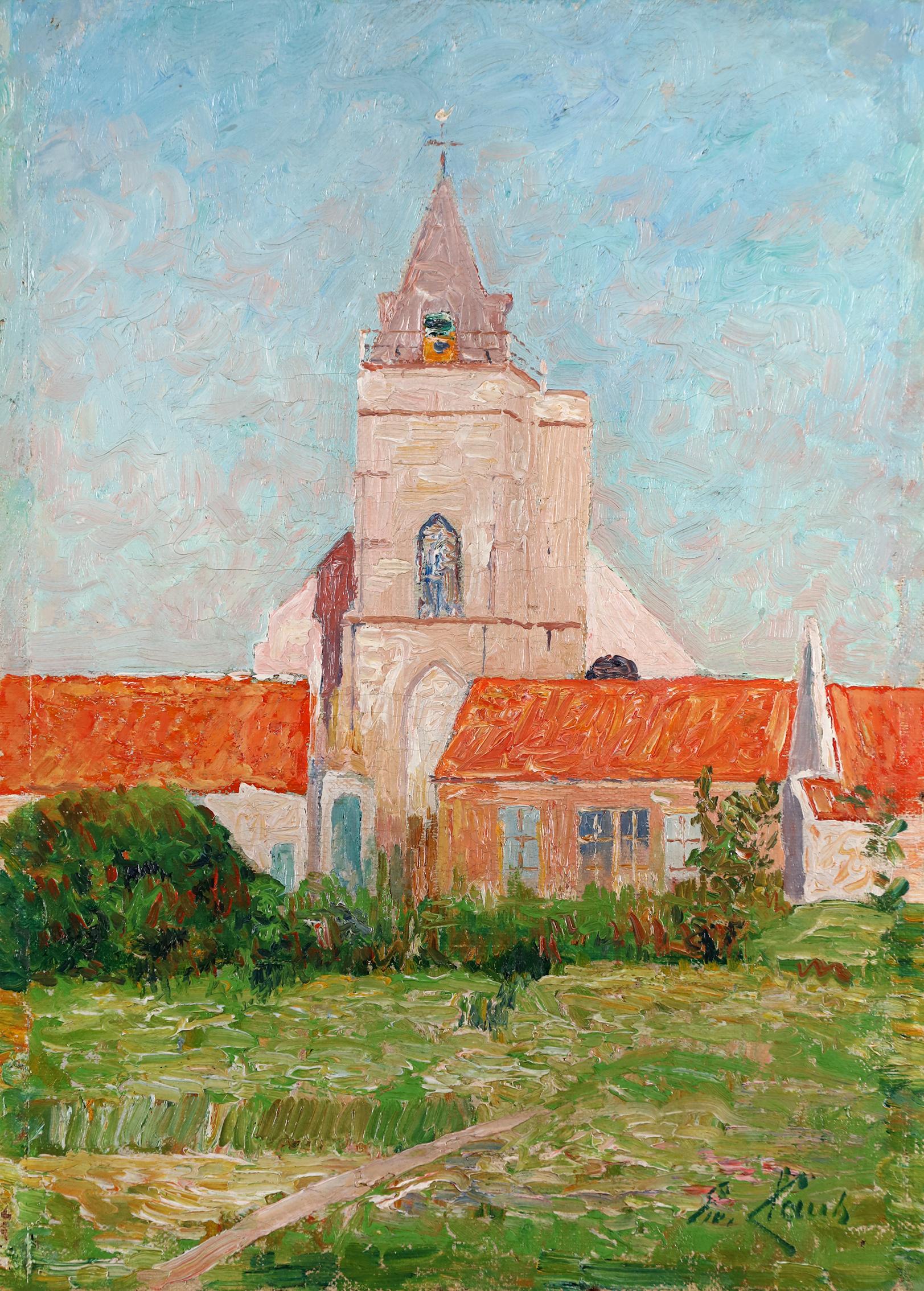 A church in Flanders