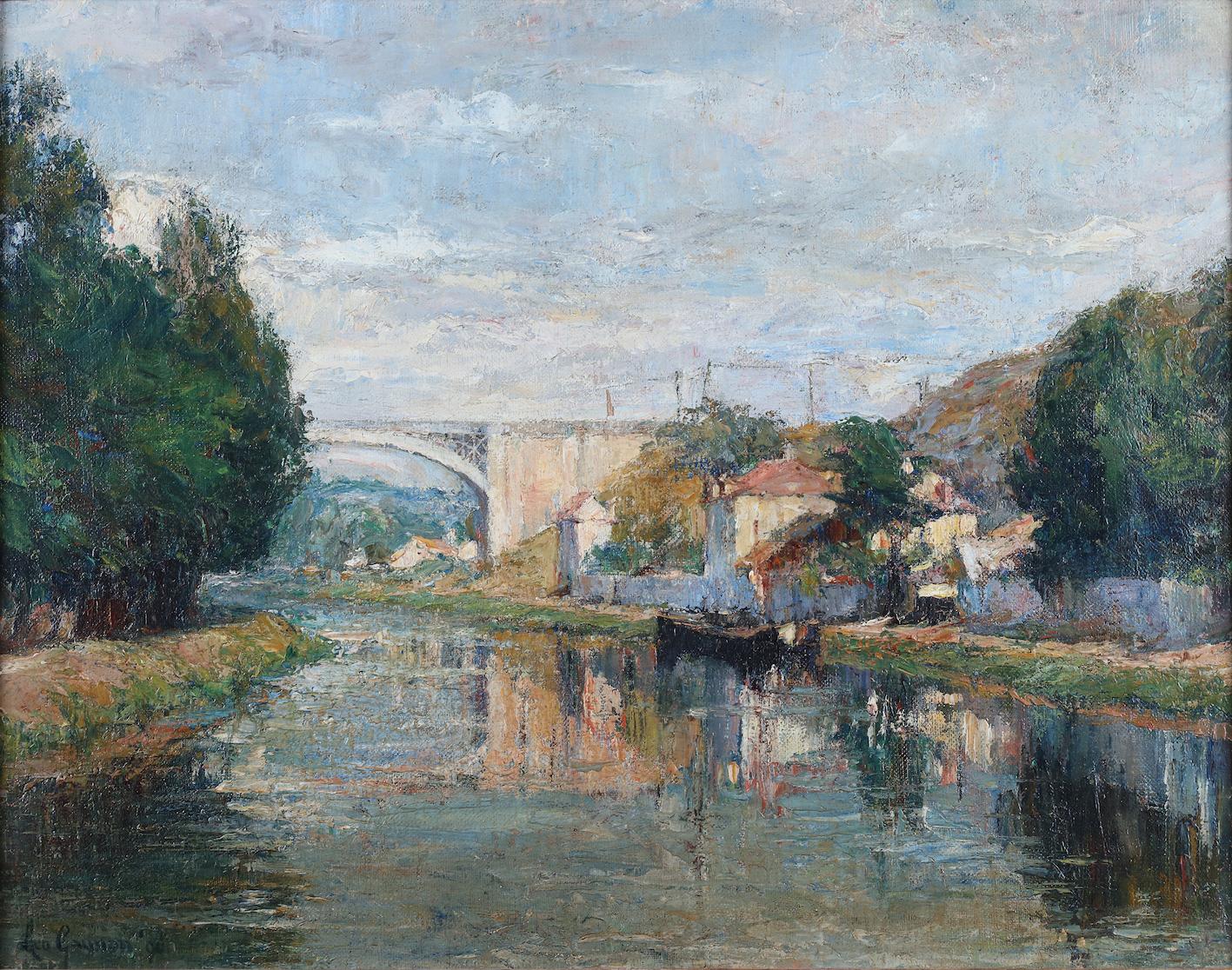 Le viaduc de Nogent-sur-Marne