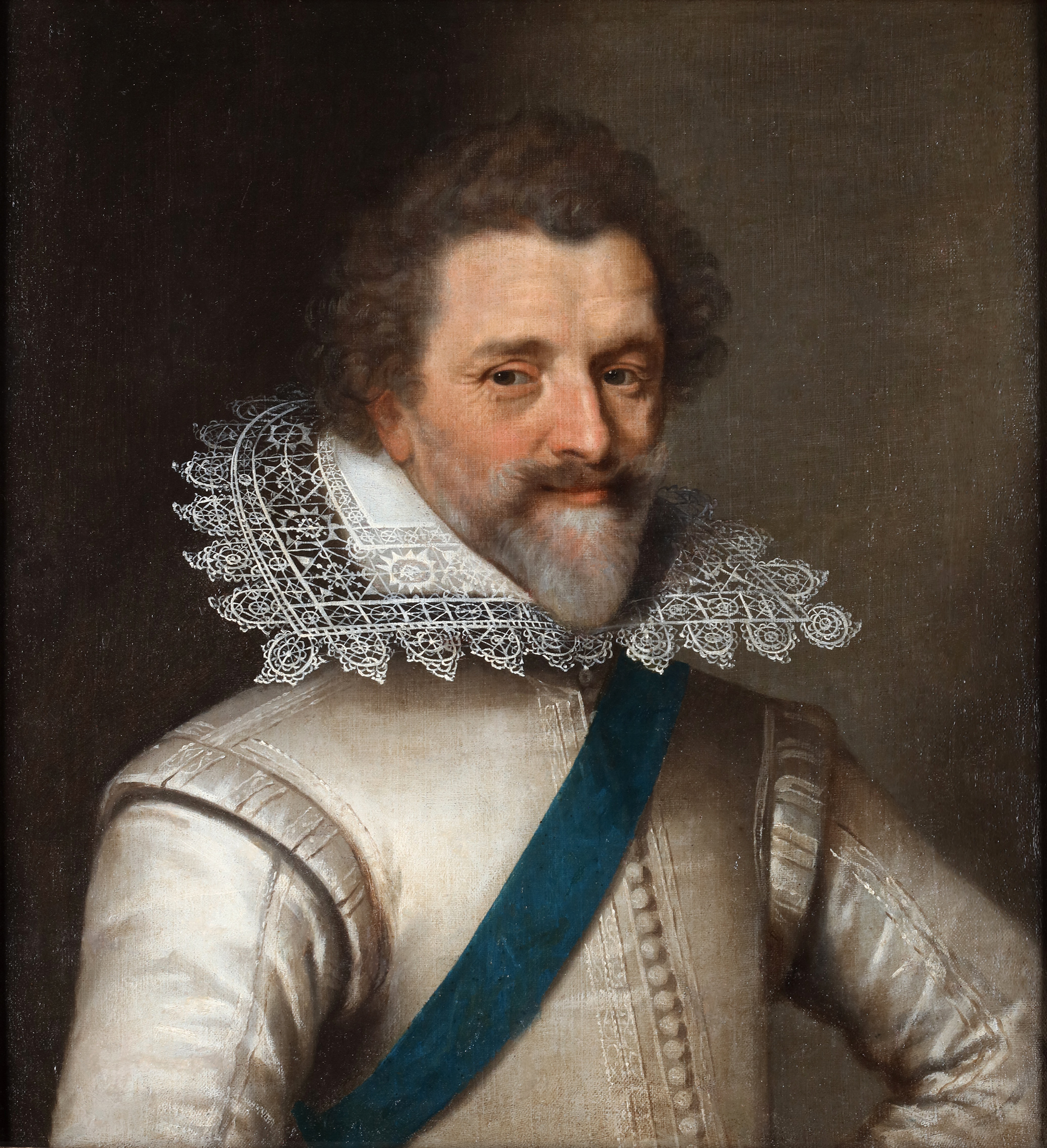 Portrait of a gentleman, probably Sir the Bellegarde.