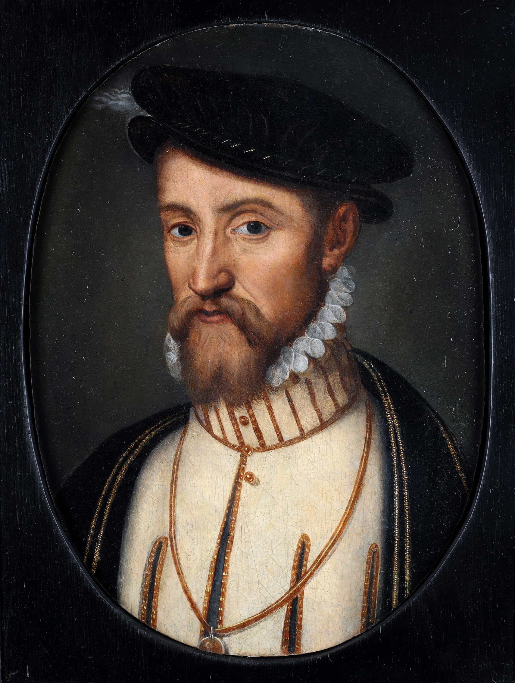 Portrait of François de Lorraine, Duke of Aumale and Duke of Guise