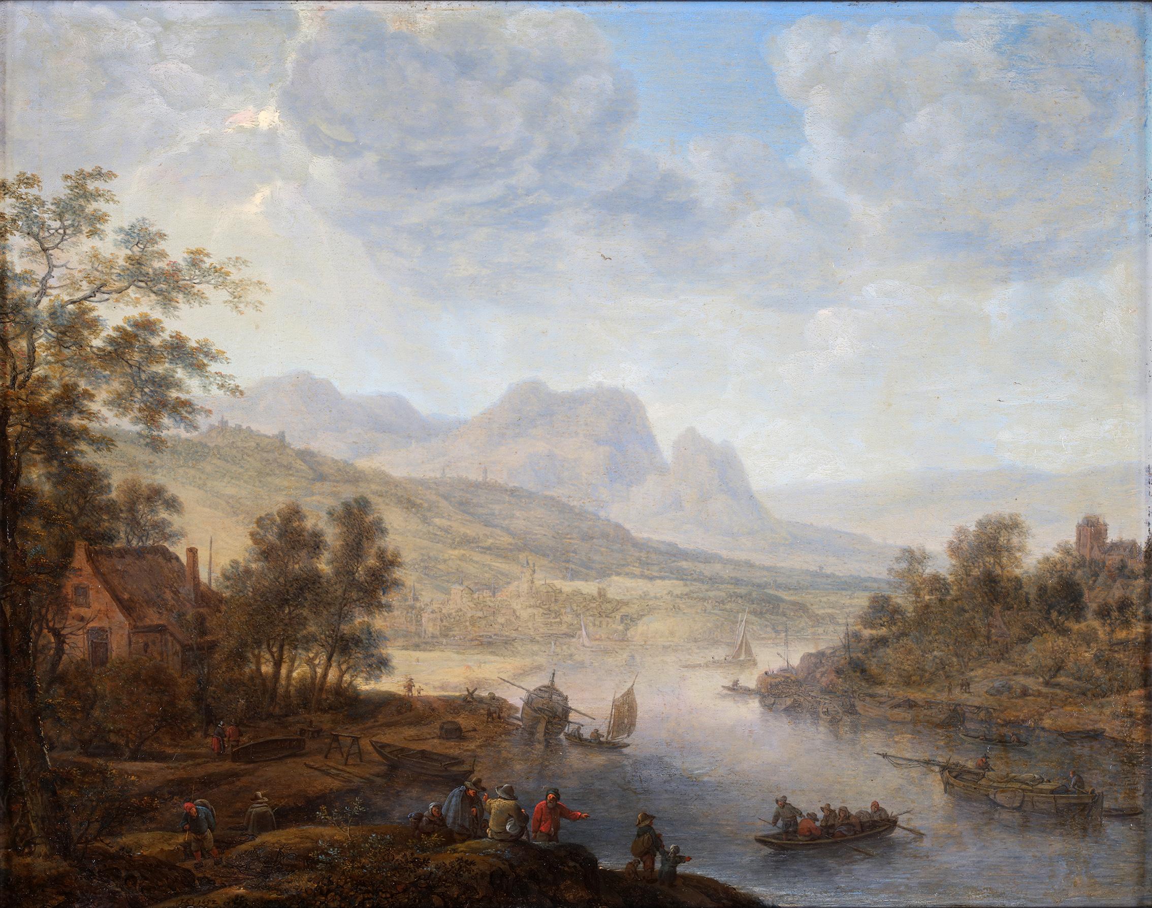 A Rhenish Landscape
