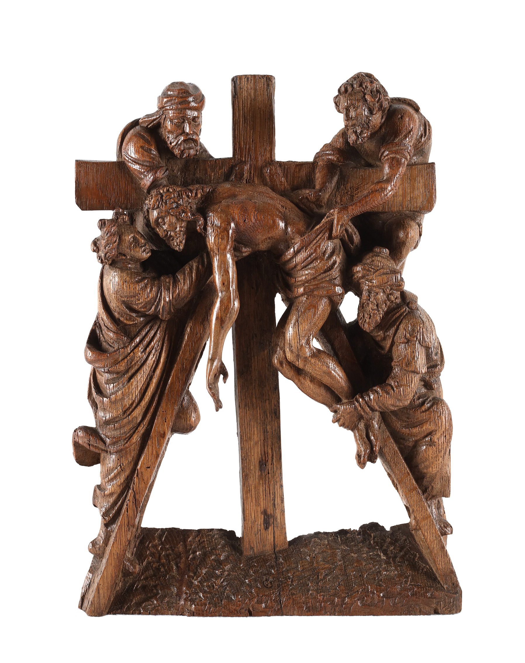A group representing the Descent from the Cross