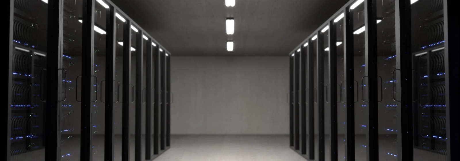 Modern databases can be set up in the cloud services.