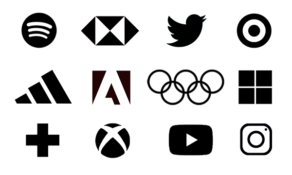 A memorable logo is an important part of a brand personality.