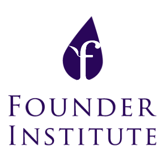 Logo of Founder Institute, an award won by Refactr
