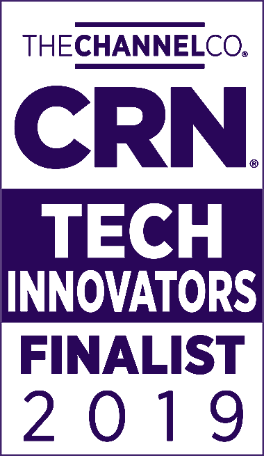 Logo of CRN, an award won by Refactr