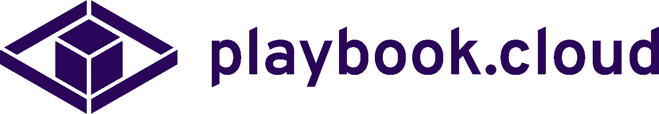 Logo of Playbook.Cloud, a early product iteration of Refactr
