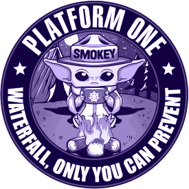 Logo of Platform One
