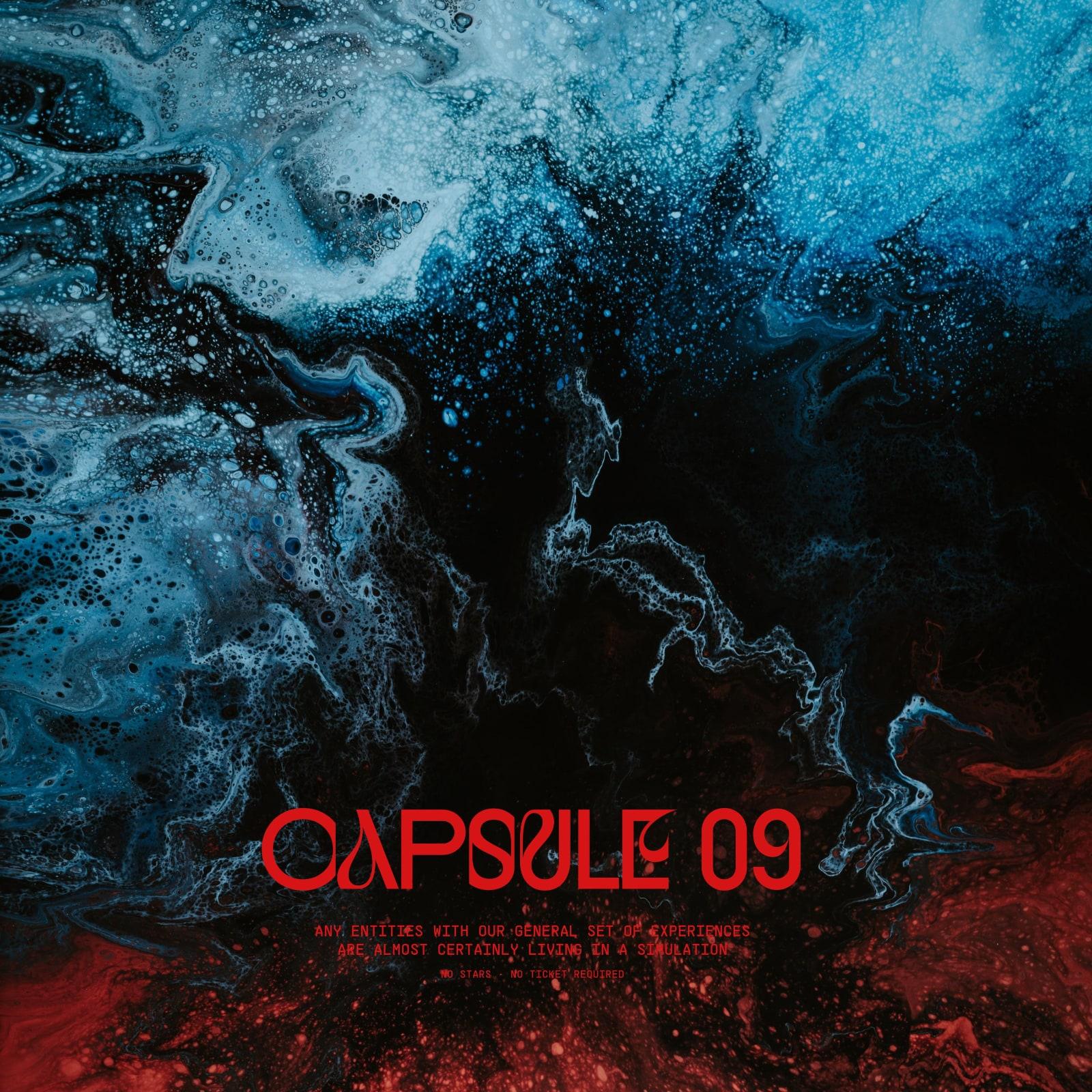 Acid BÜRN Capsule 09 Album Cover