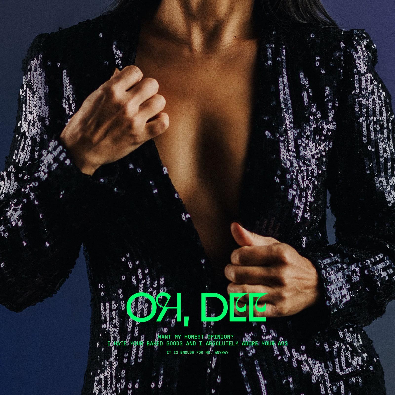 Acid BÜRN Oh, Dee Album Cover