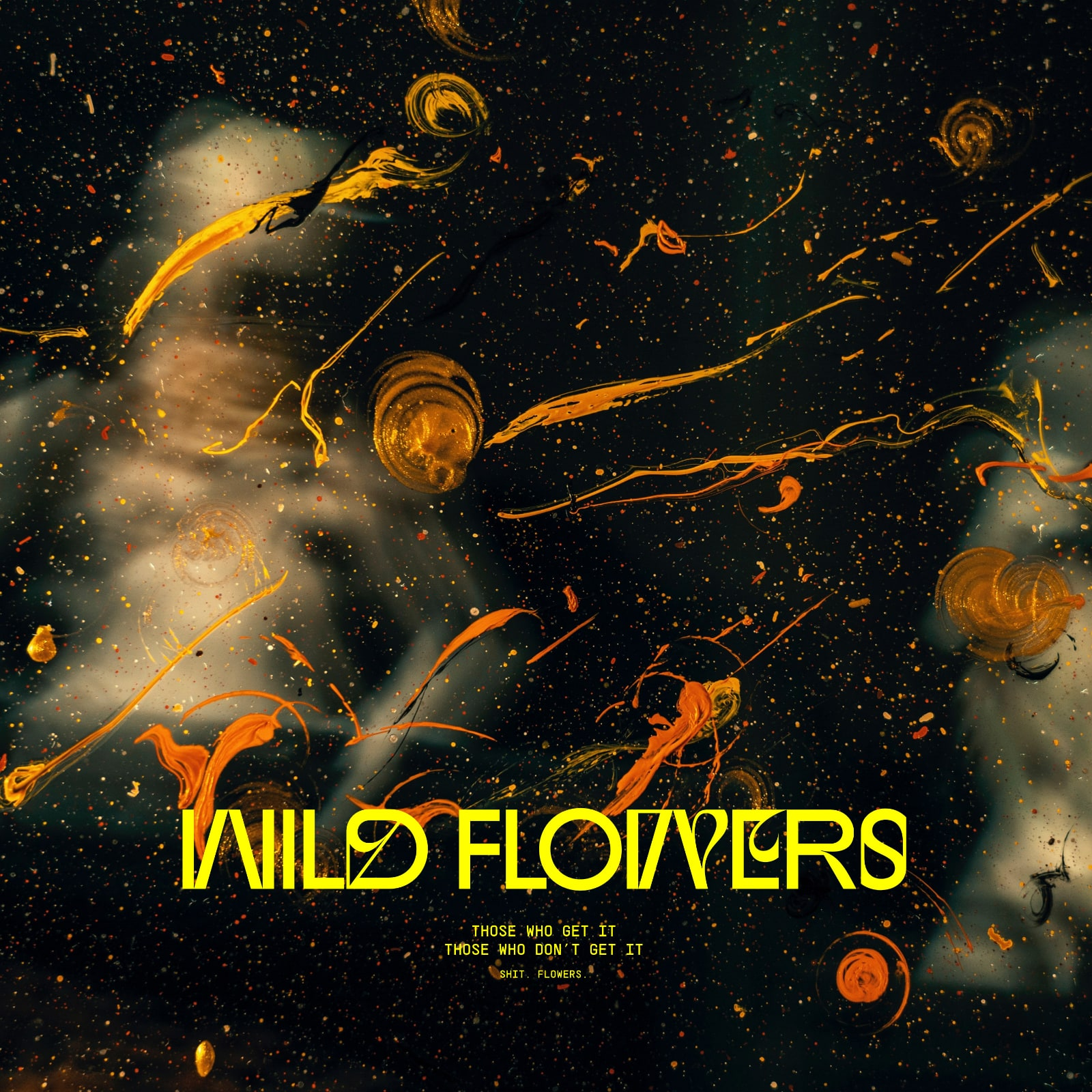 Acid BÜRN Wild Flowers Album Cover
