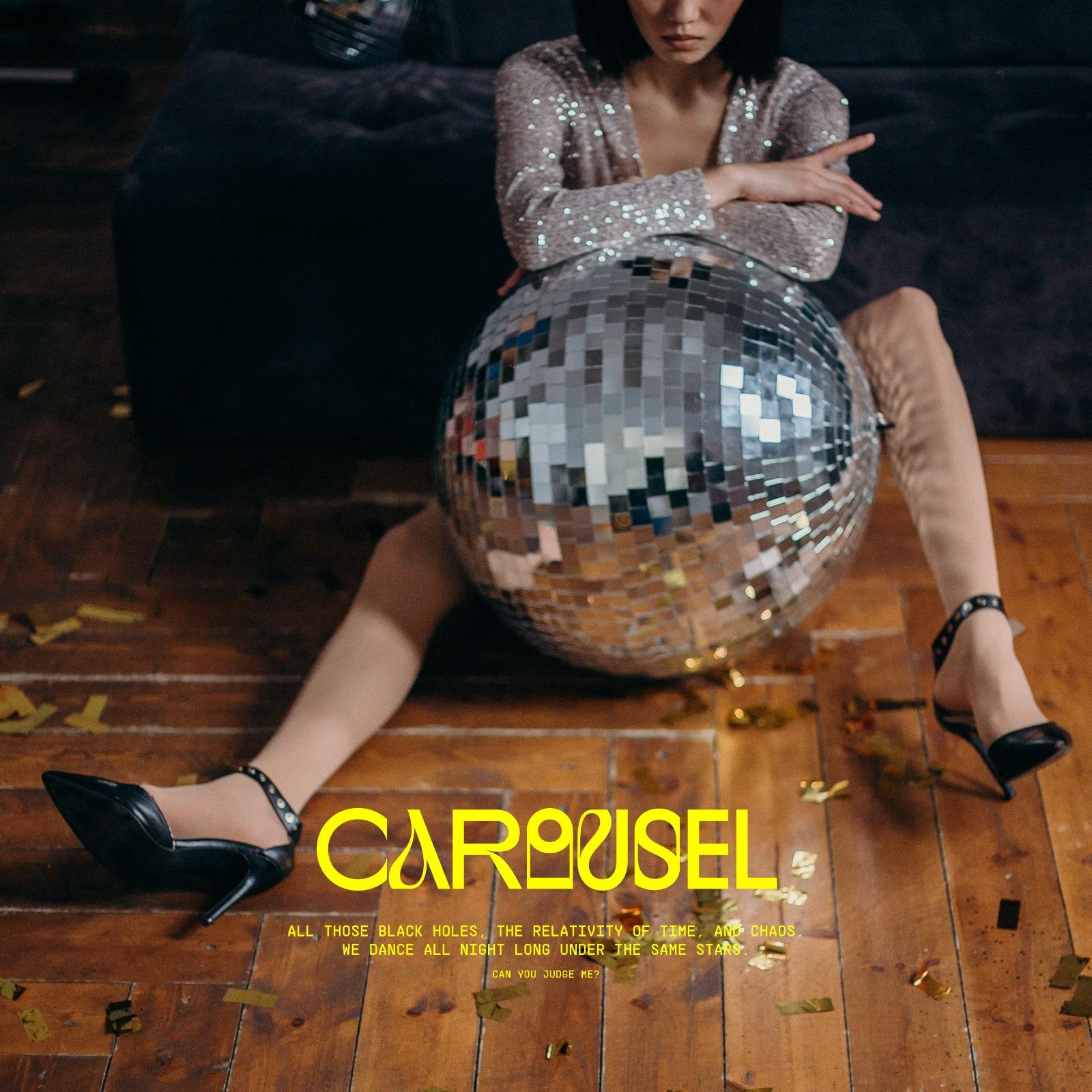 Carousel Album Image Cover