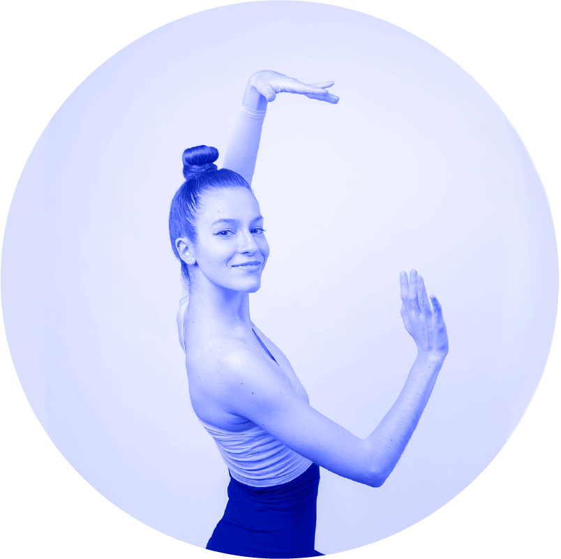 sophie, dance therapy practitioner