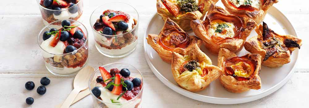 corporate catering - corporate breakfast and teas