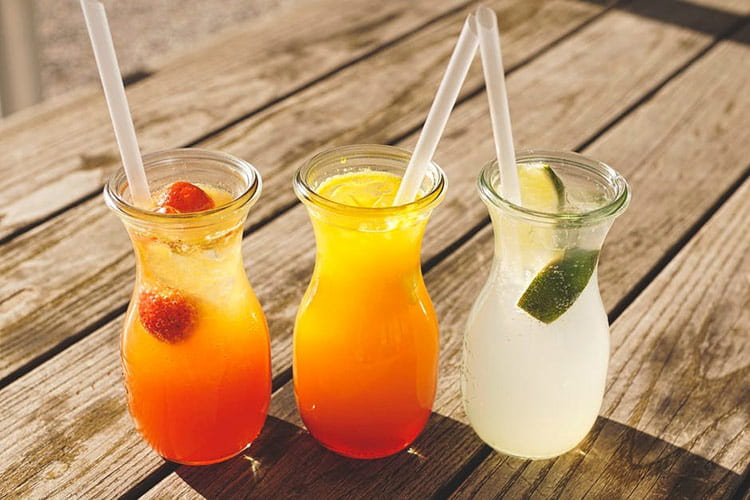 cocktails for your picnic event