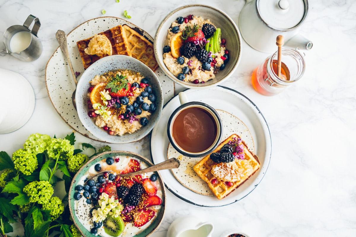 Breakfast Catering Ideas