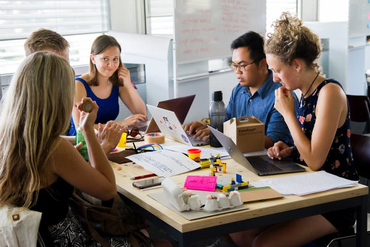 staff lunch can help with stronger connections between staff