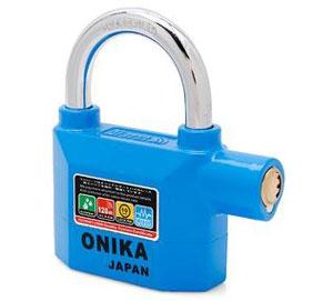 Ổ khóa báo động chống trộm onika japan