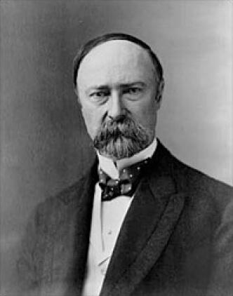Richard M . Fairbanks portrait