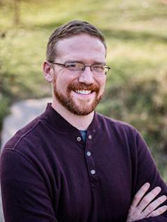 A headshot of Nick Covington.