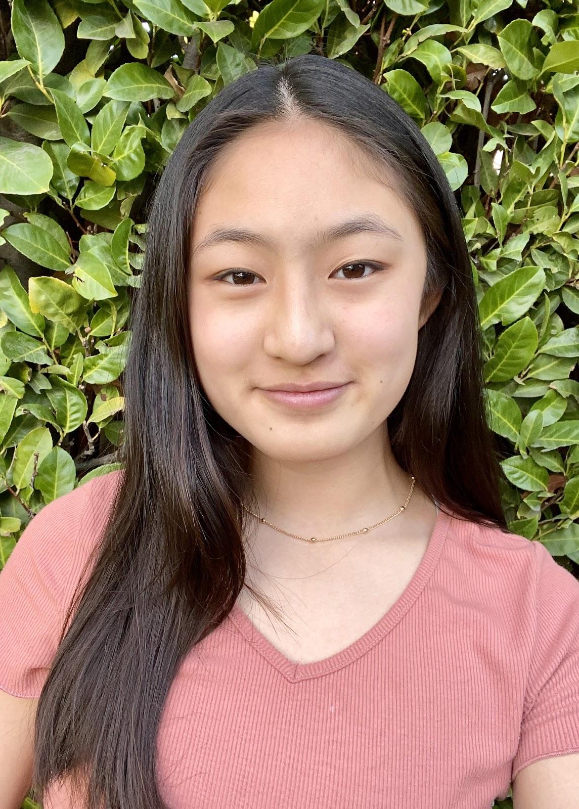 A headshot of Olivia Chiang.