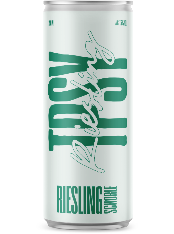 TPSY Riesling Schorle canned wine