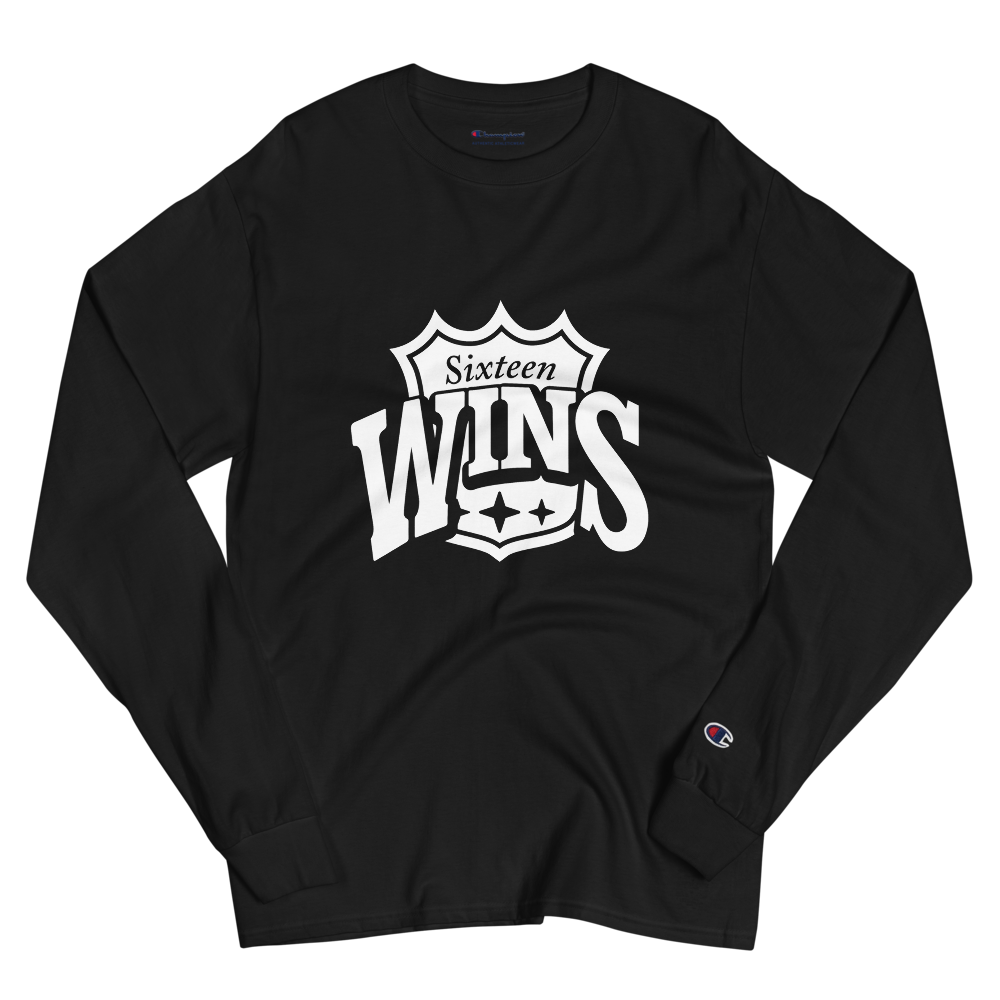16 Wins Long Sleeve Conference T-Shirt