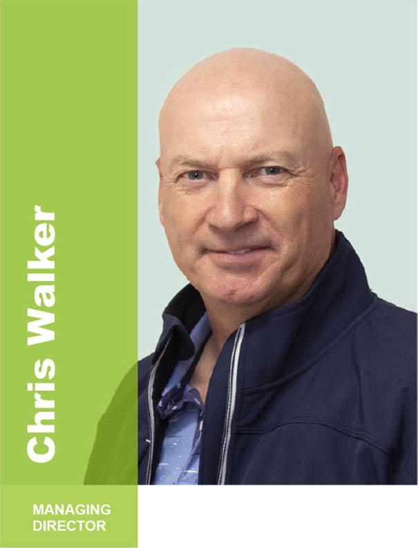 Chris Walker - Muirhall Energy