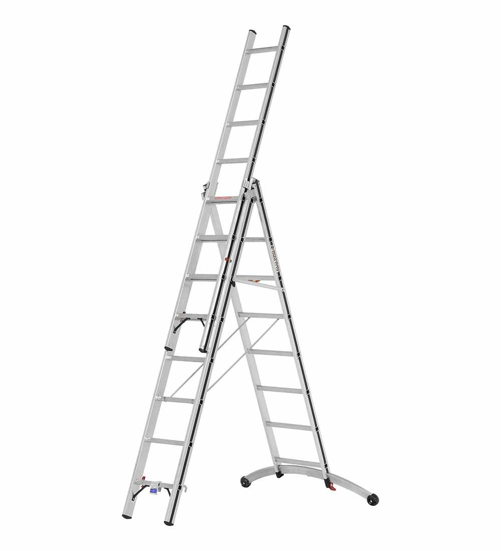 Hymer combination ladder by Murdoch International
