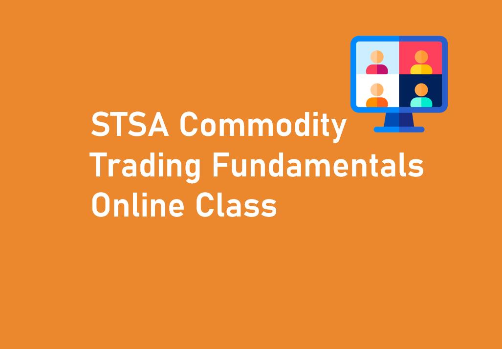 STSA Commodity Trading Fundamentals
