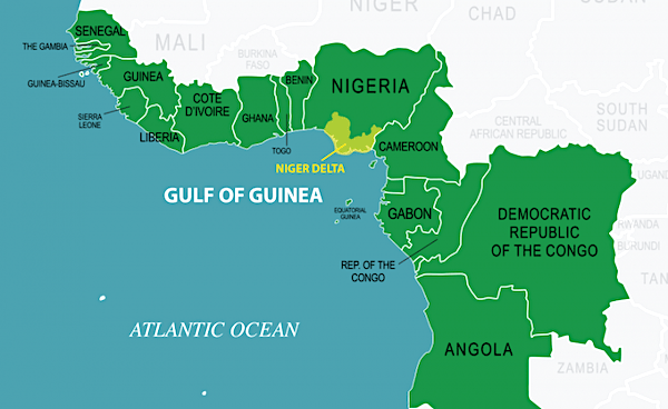 STSA signs the Declaration on Combating Piracy in the Gulf of Guinea