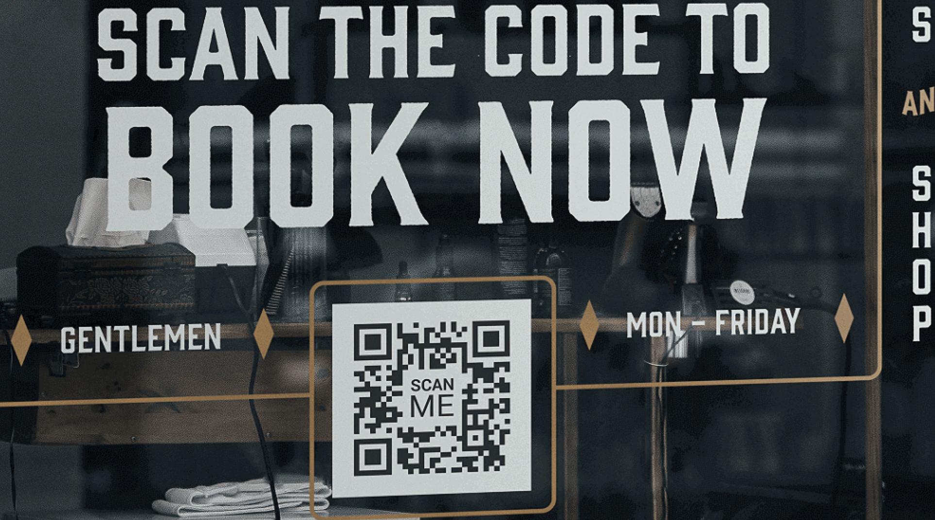 QR Codes on Windows