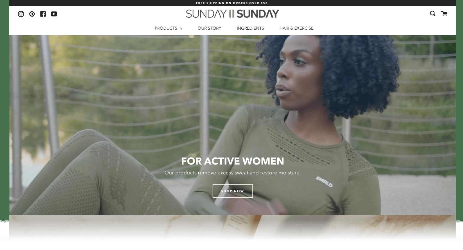 Sunday II Sunday