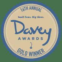 2020 Davey Gold Award