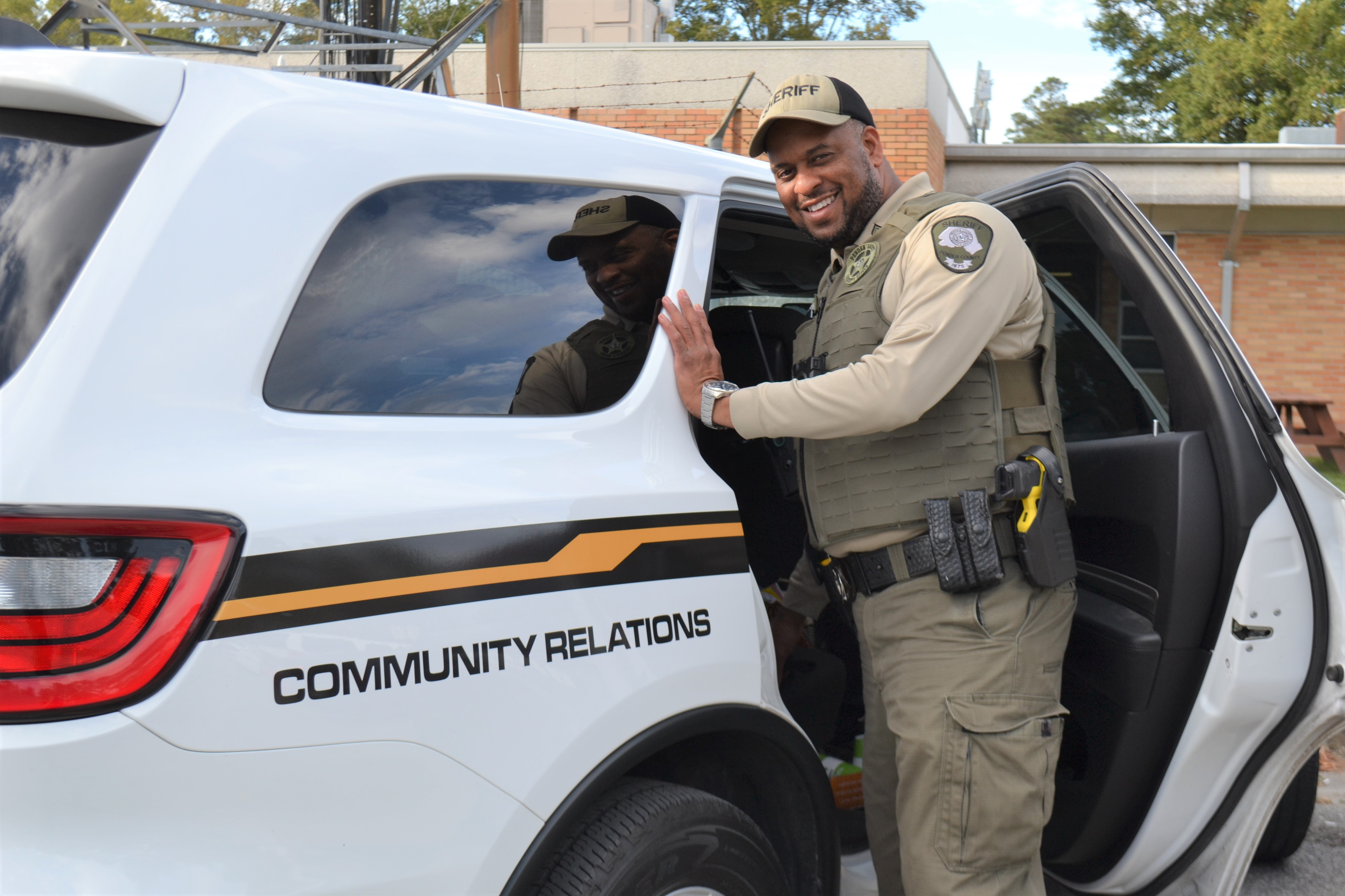 How This Sergeant Brings Positivity to Police Work