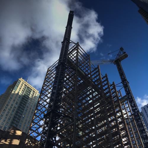 Digital Constructors | steel structure
