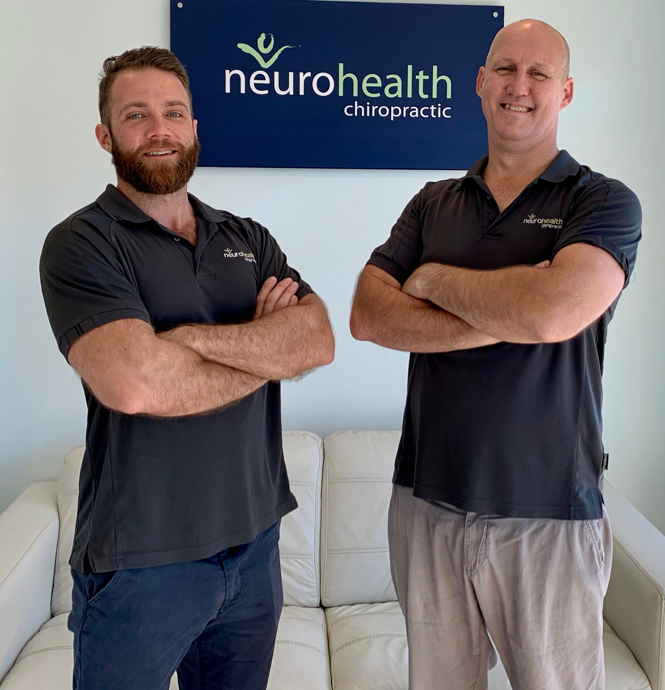example of a Chiropractor on the Northern Beaches