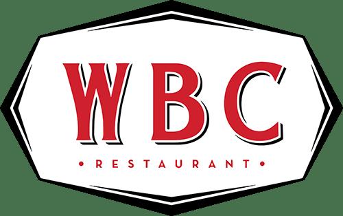 WBC restaurant Logo