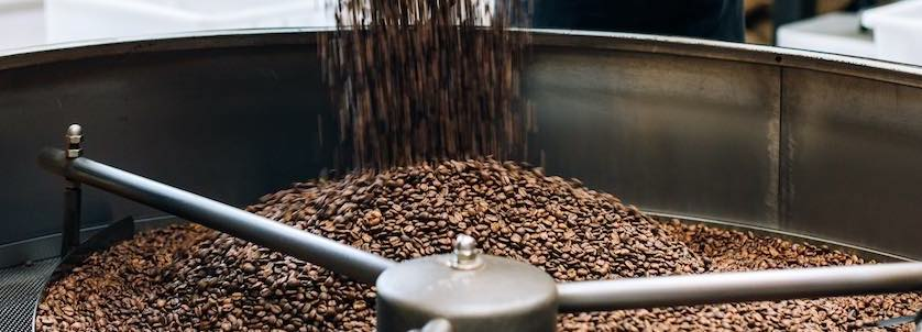 Coffee roasters use Upstock for wholesale ordering