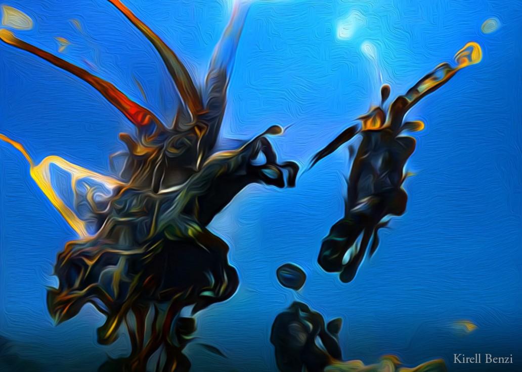 Creatures Of The Deep - Kirell Benzi