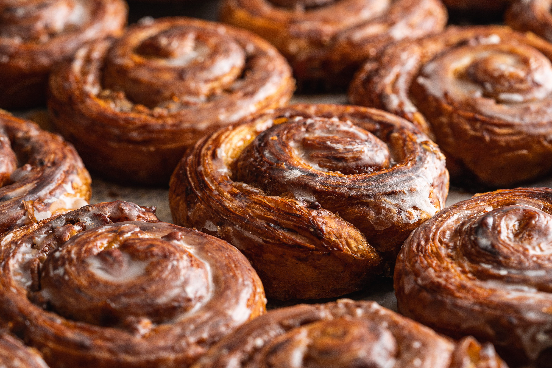 Bakehouse Cinnamon Buns