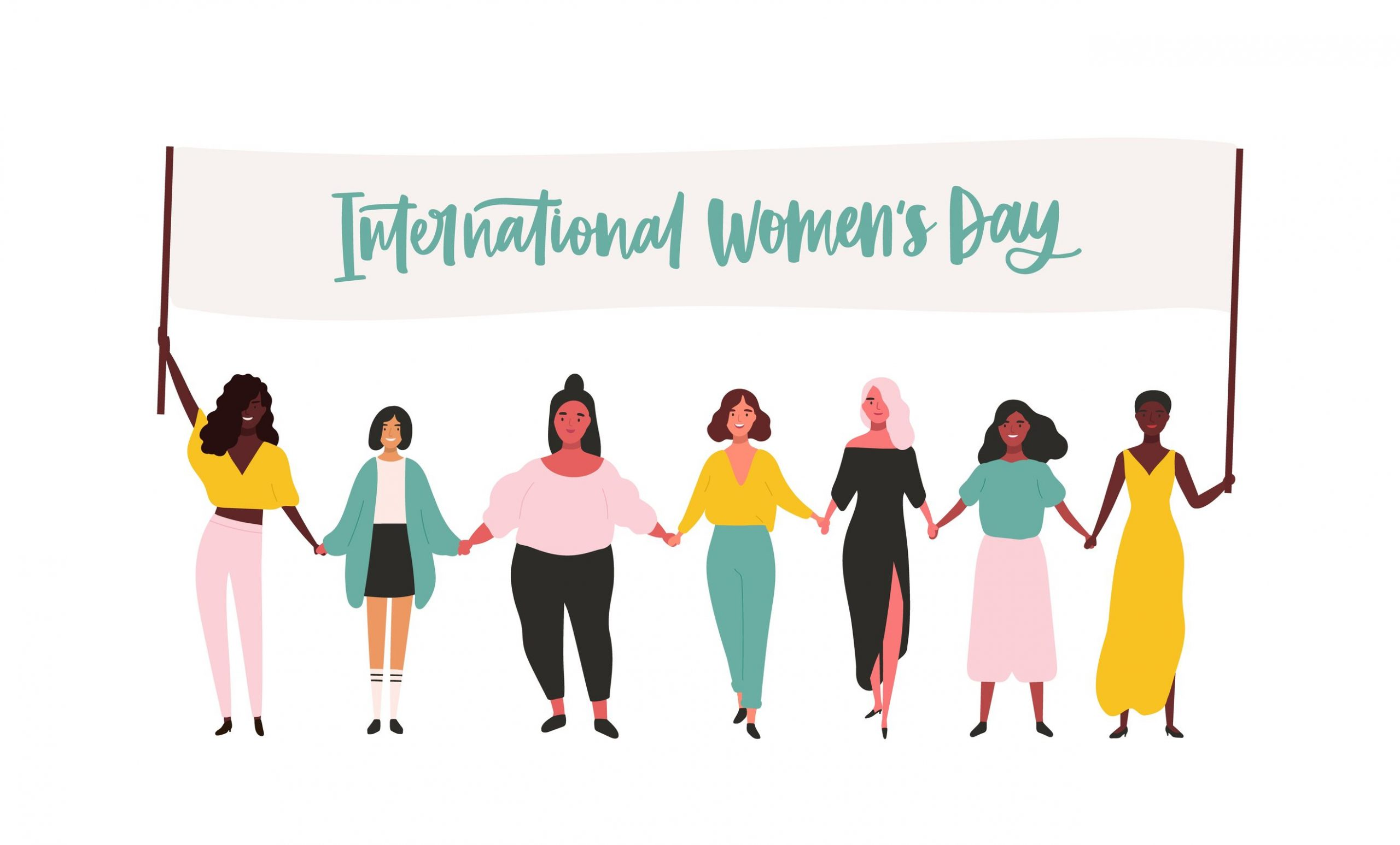 International Women's Day Artwork