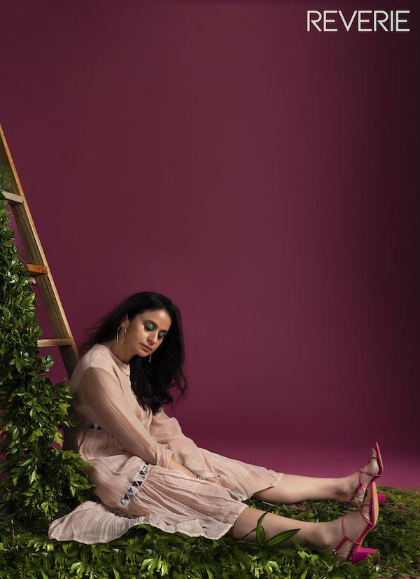 Set design for Reverie Magazine photoshoot with Rasika Duggal | Mumbai India