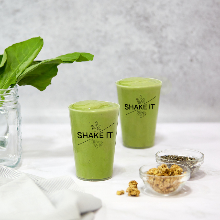 healthy food photoshoot styling for Shake it in Mumbai, India