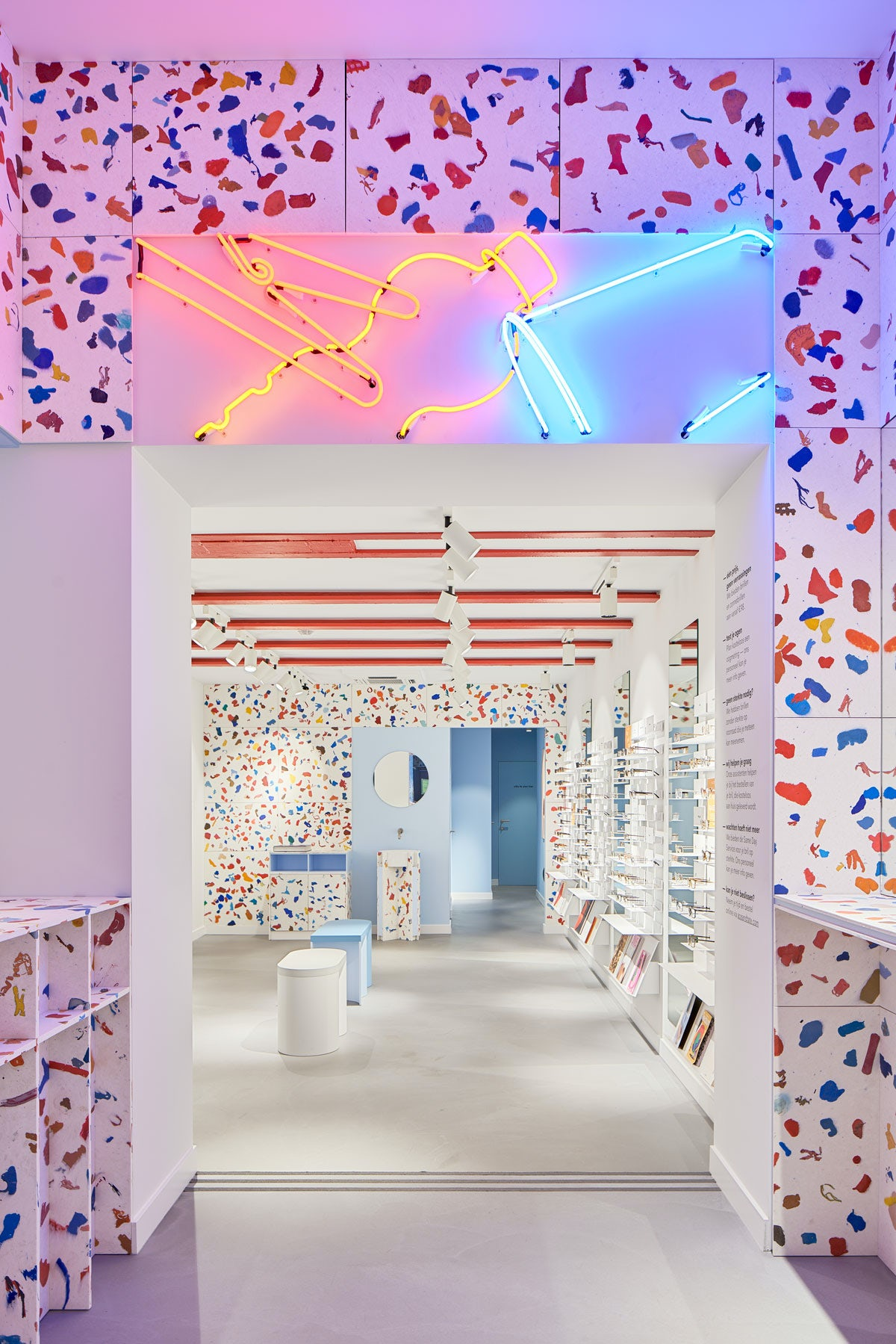 Ace & Tate Sustainable store   The why, wow and how of sustainability in Visual Merchandising   Studio Rêver   Design Blog