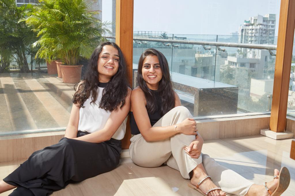 Ankita Saigal & Harshitaa Agrawal, co-founders of Studio Rêver