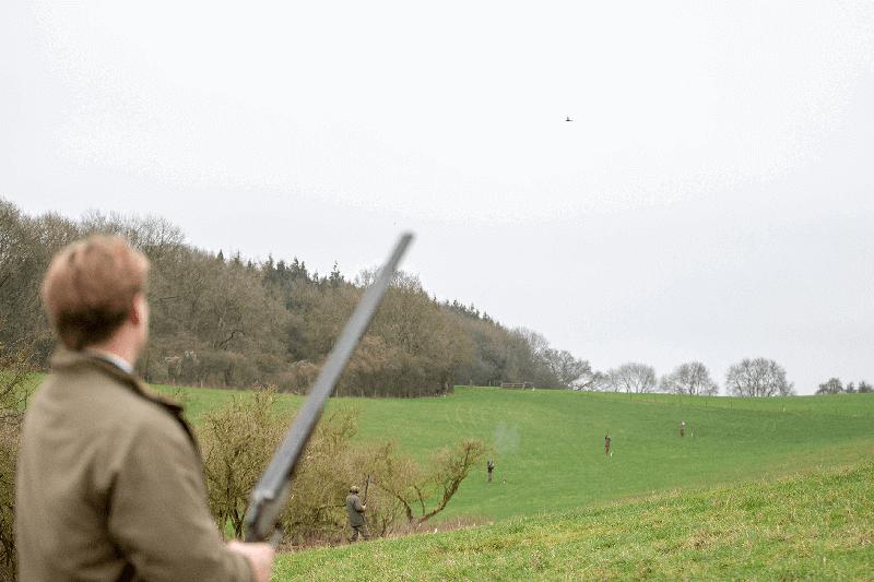 Farleigh Wallop Game Shooting