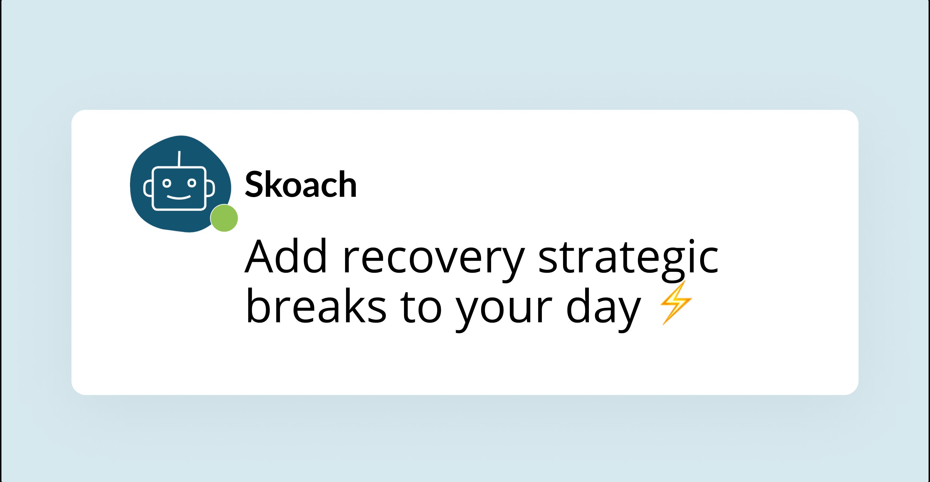 Skoach Challenge