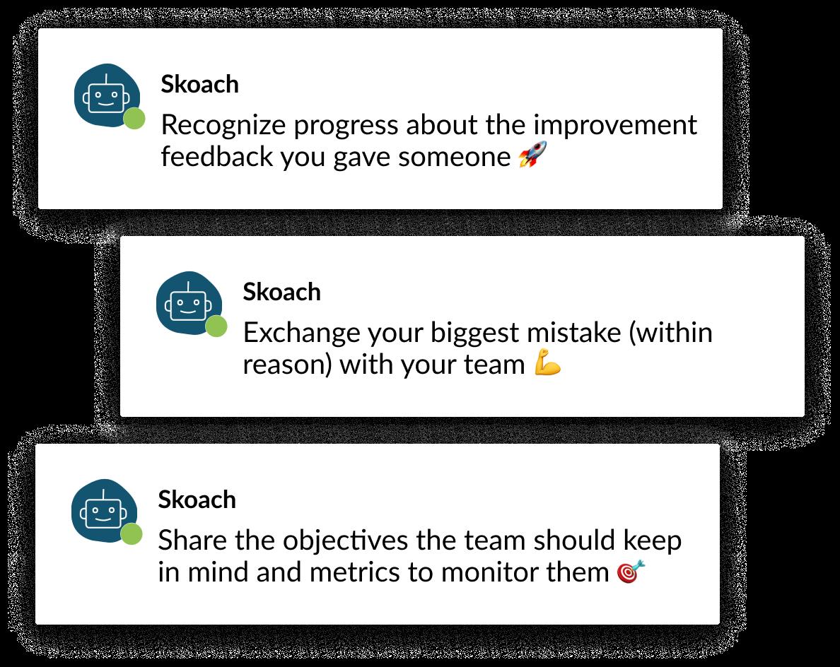 Skoach Challenges Team Alignment
