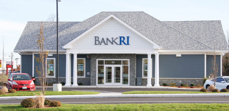 BankRI: New Bank Branch
